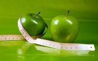 Zielone jabłka, dieta