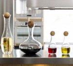 Oval Oak — karafka do wina